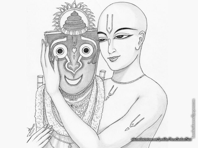 Jai Jagannath Wallpaper (061)