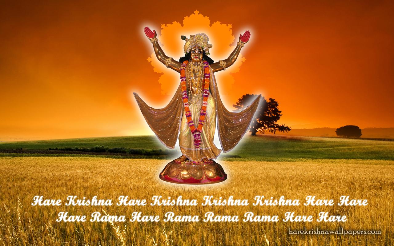 Chaitanya Mahaprabhu Wallpaper (002) Size 1280x800 Download