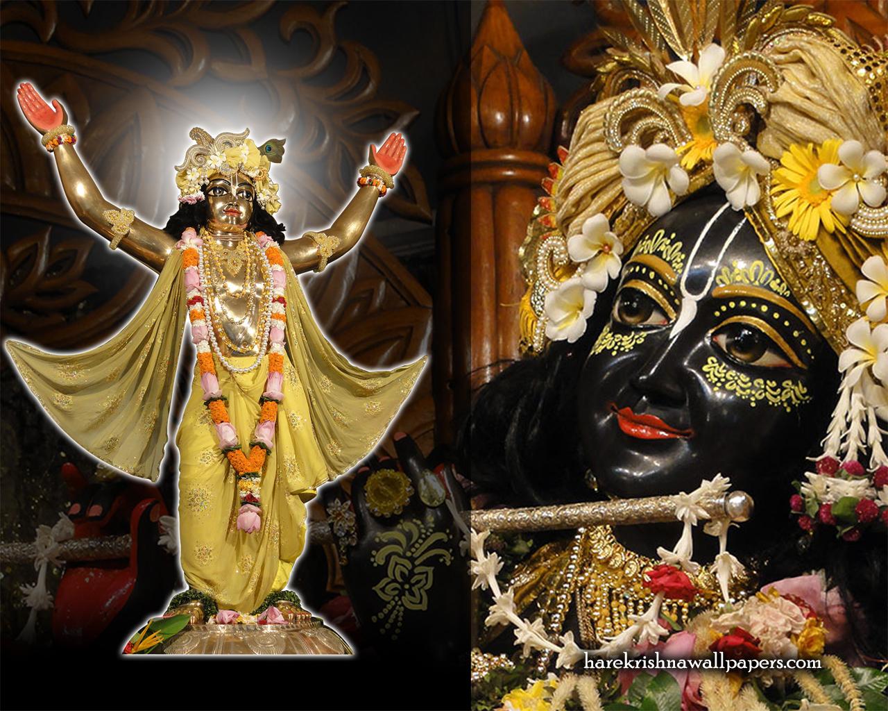 Chaitanya Mahaprabhu Wallpaper (003) Size 1280x1024 Download