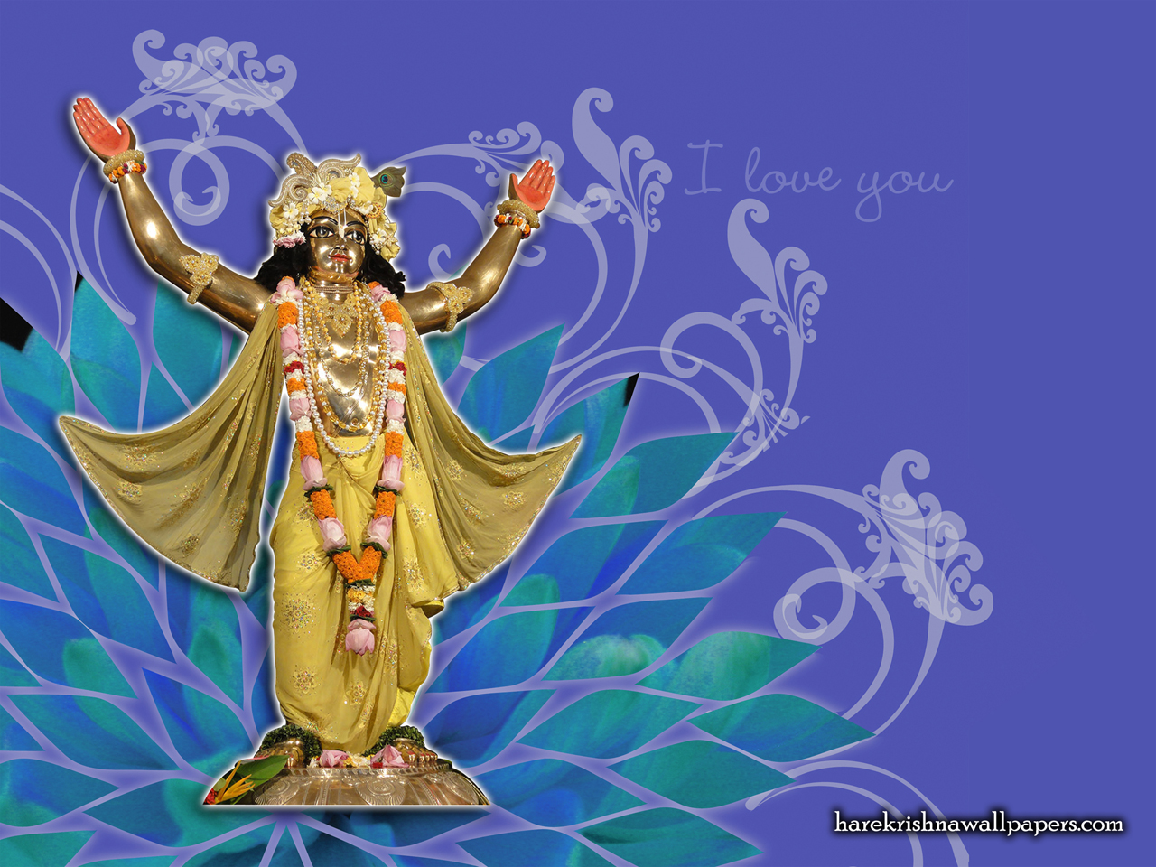 Chaitanya Mahaprabhu Wallpaper (004) Size 1280x960 Download