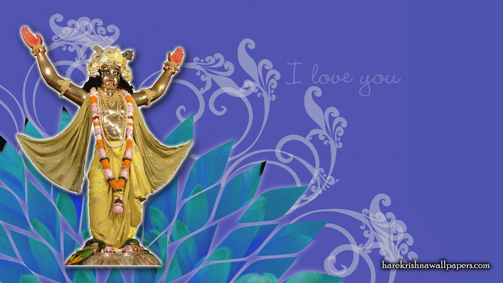 Chaitanya Mahaprabhu Wallpaper (004) Size 1600x900 Download