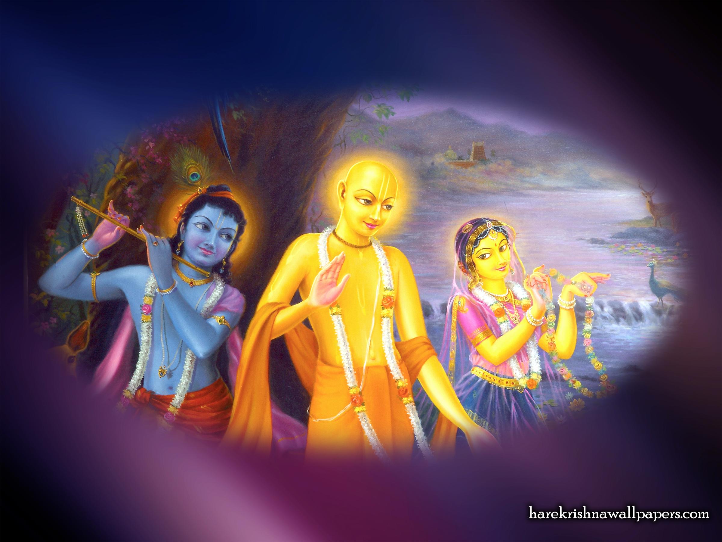 Chaitanya Mahaprabhu Wallpaper (006) Size 2400x1800 Download