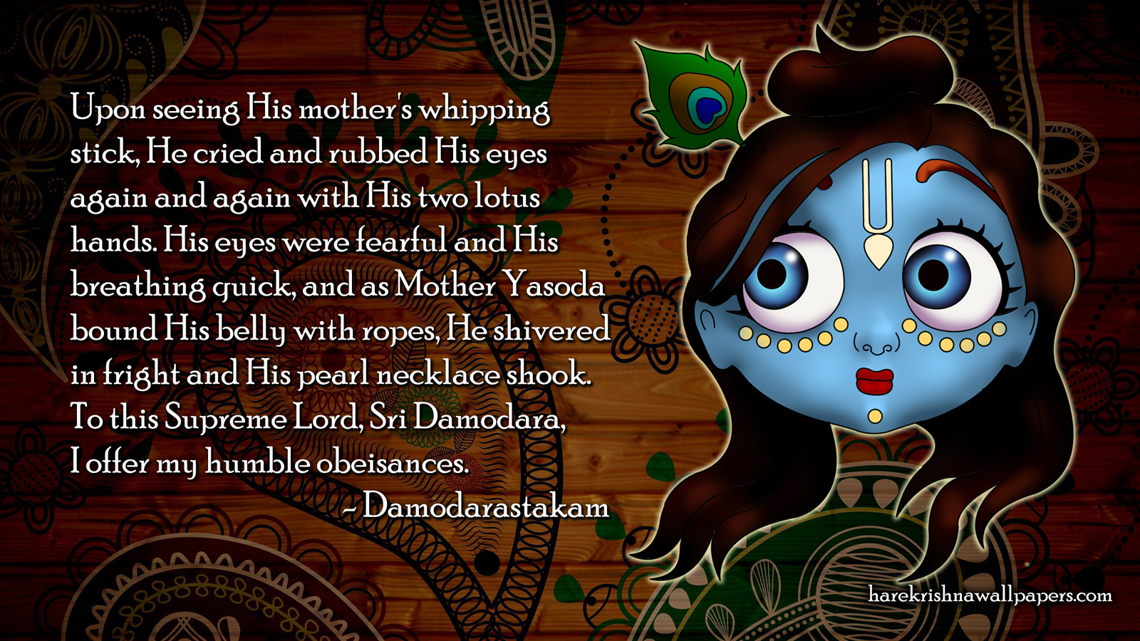 Damodar Wallpaper (001) Size 1600x900 Download