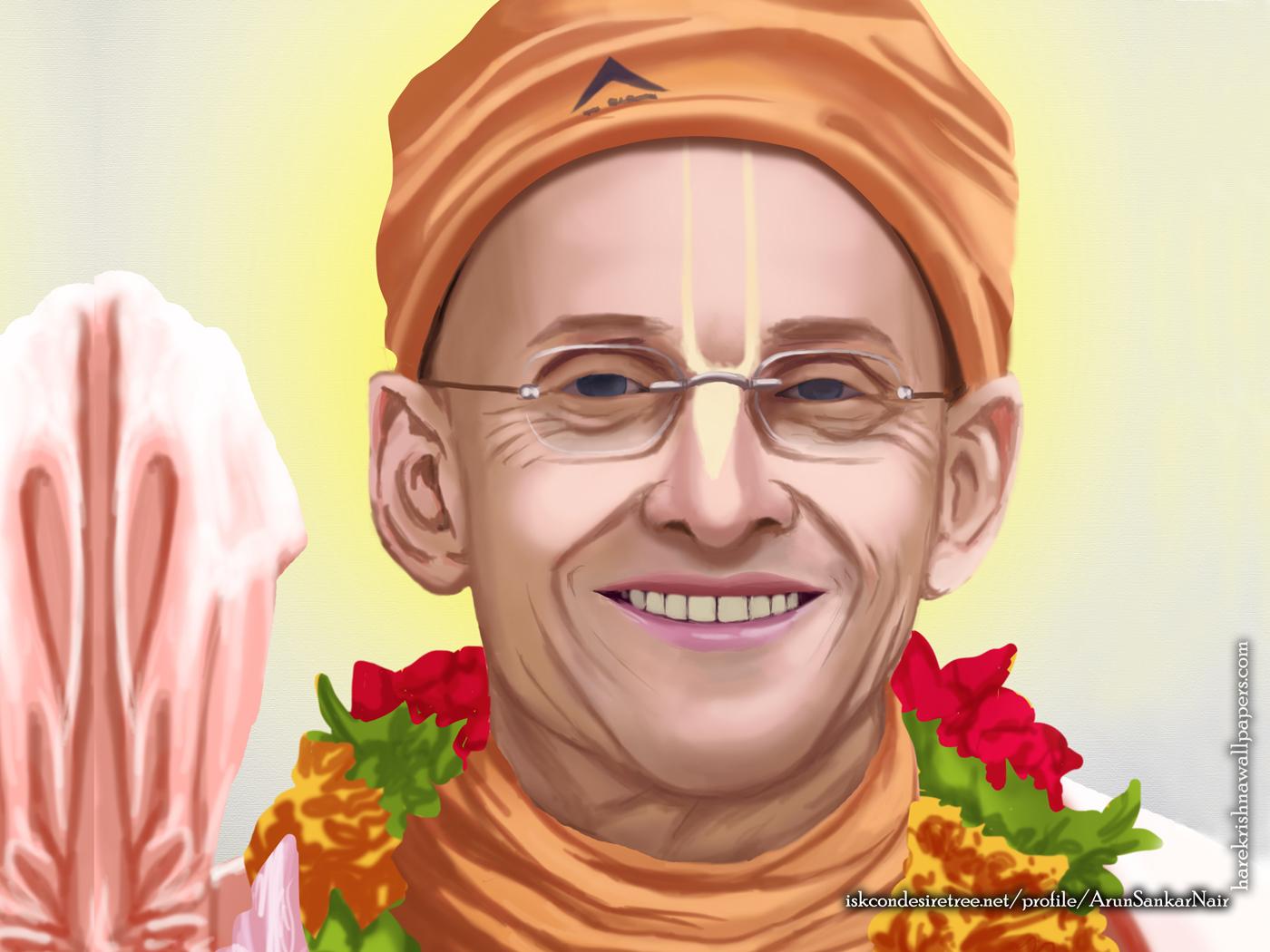 His Holiness Kadamba Kanana Swami Wallpaper (005) Size 1400x1050 Download