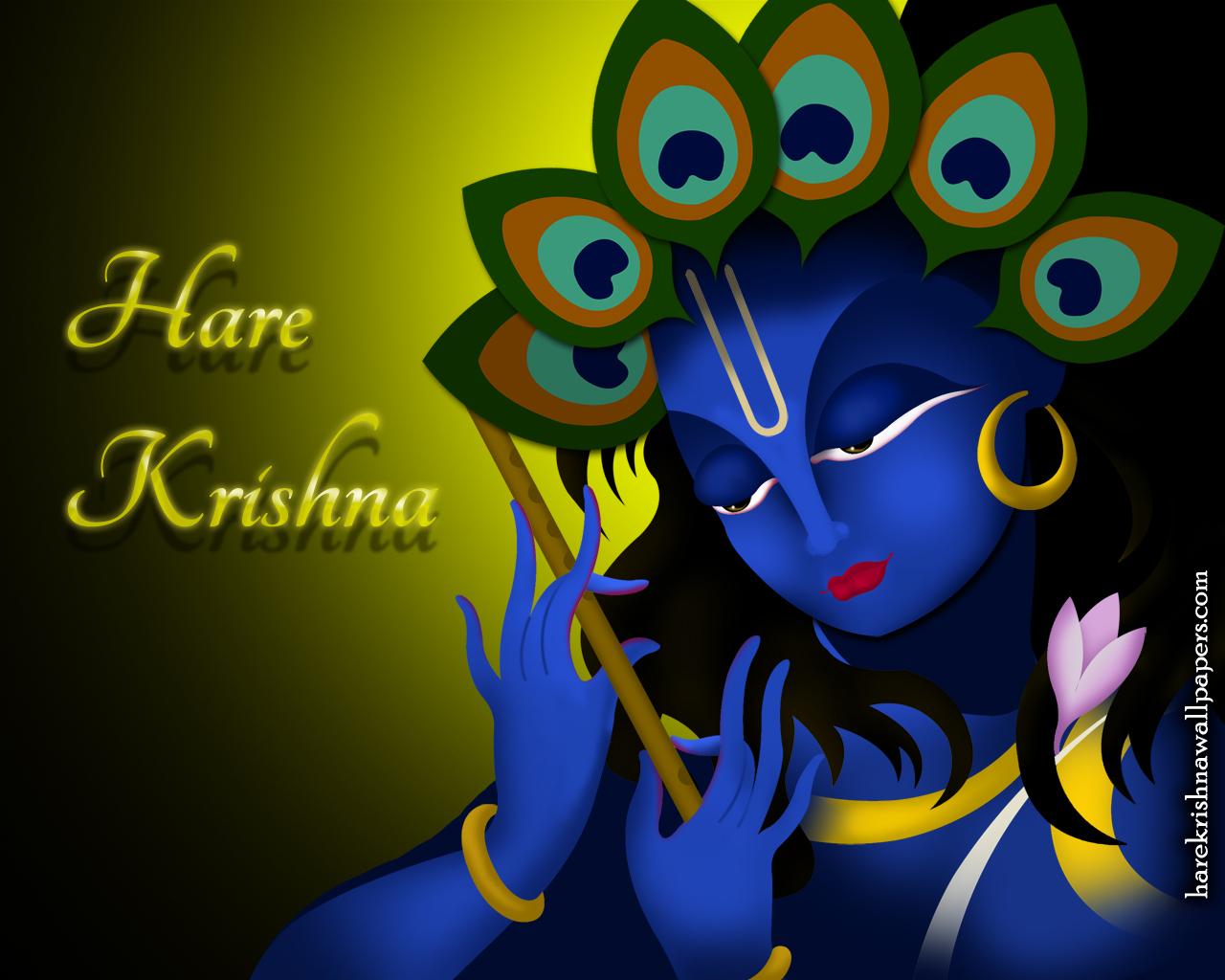 Hare Krishna Wallpaper (010) Size 1280x1024 Download