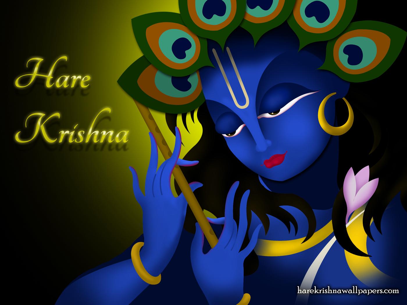 Hare Krishna Wallpaper (010) Size 1400x1050 Download