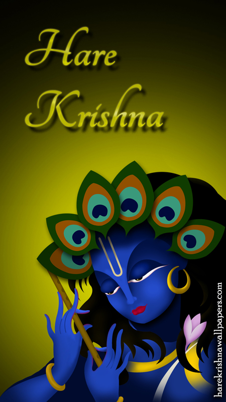 Hare Krishna Wallpaper (010) Size 450x800 Download