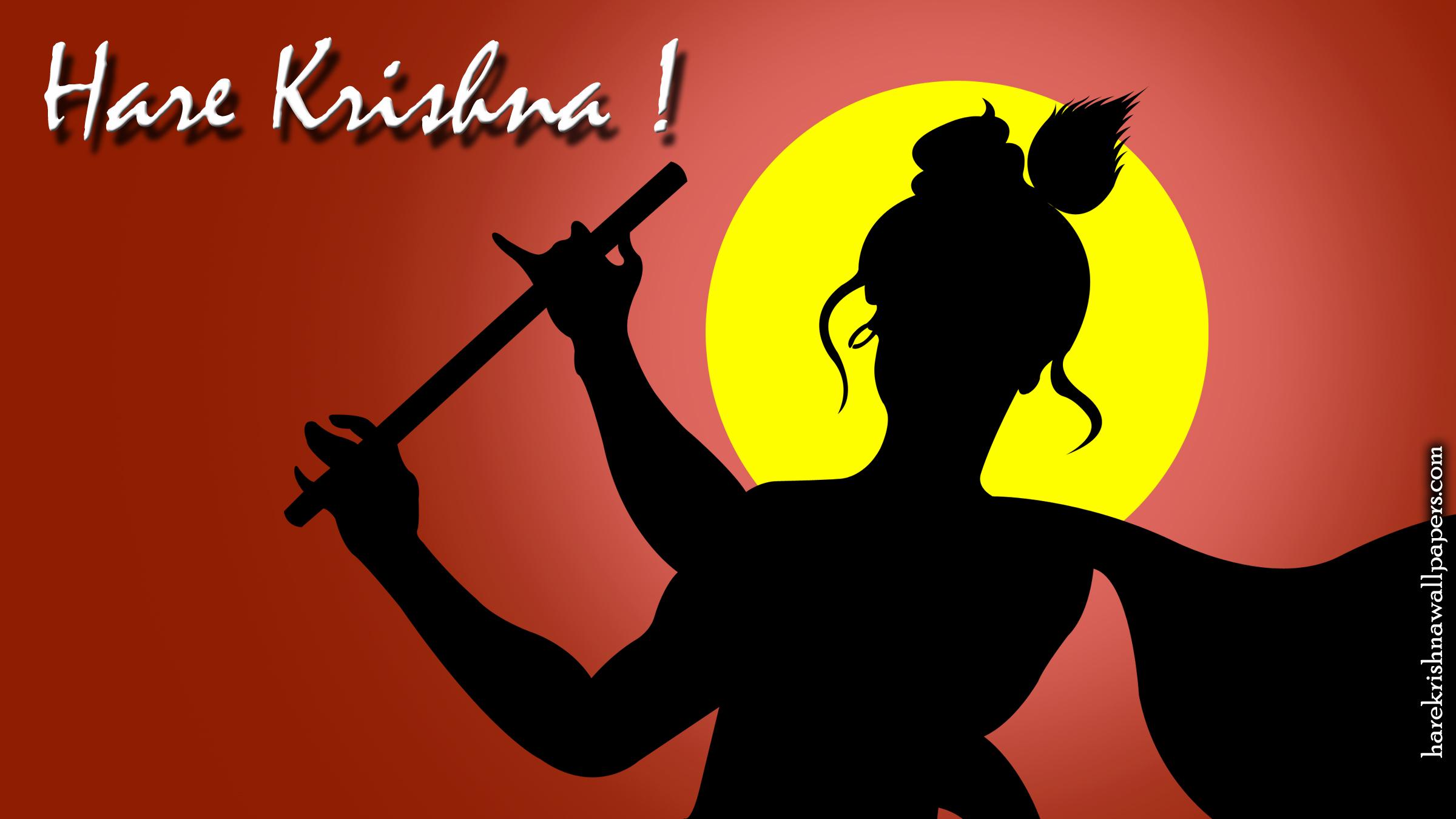 Hare Krishna Wallpaper (011) Size 2400x1350 Download