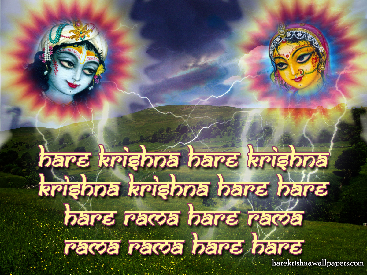 Chant Hare Krishna Mahamantra Wallpaper (006) Size1200x900 Download