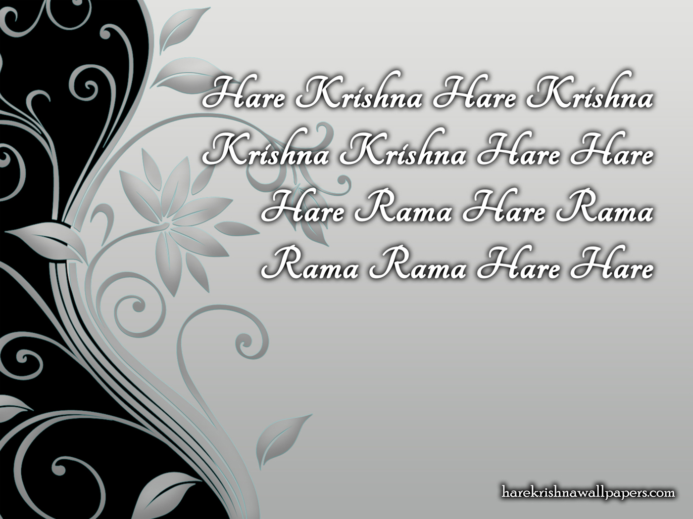 Chant Hare Krishna Mahamantra Wallpaper (013) Size 1400x1050 Download