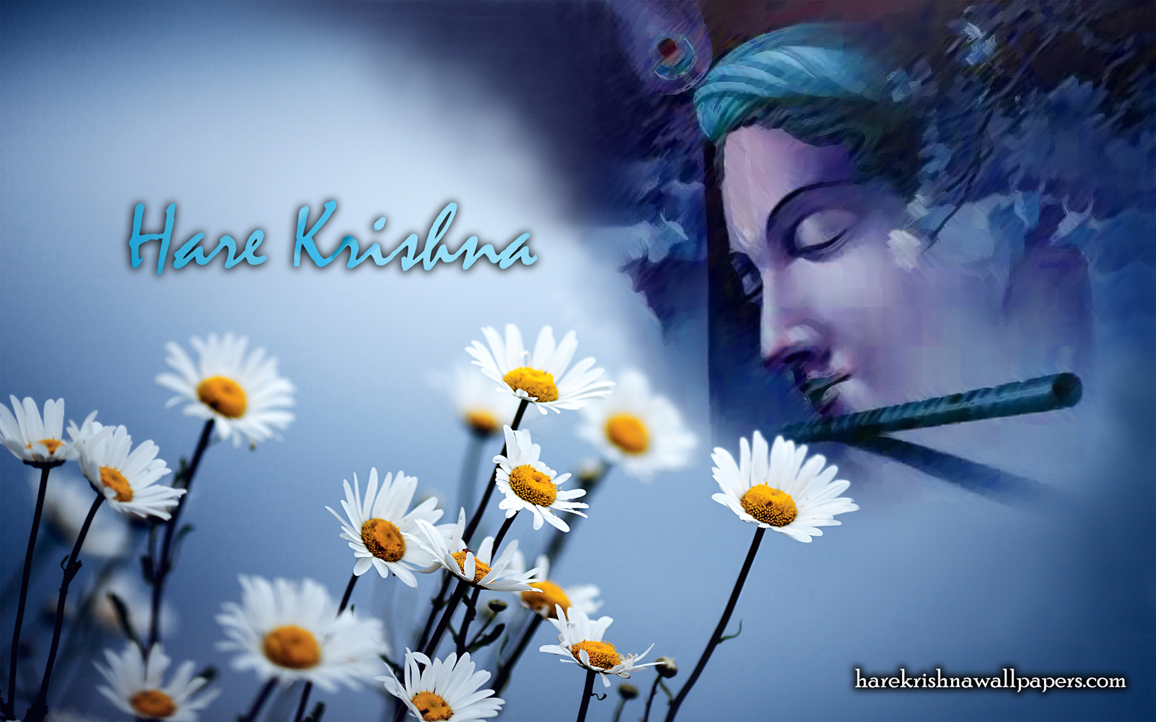 Hare Krishna Wallpaper (002) Size 1680x1050 Download