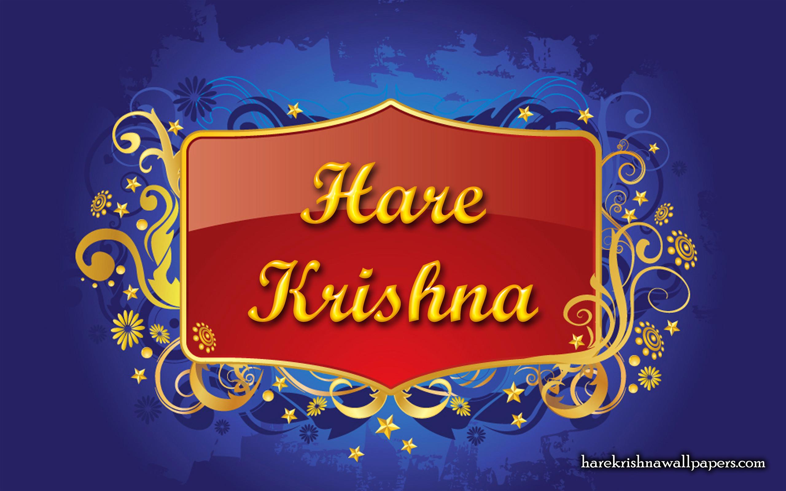 Hare Krishna Wallpaper (003) Size 2560x1600 Download
