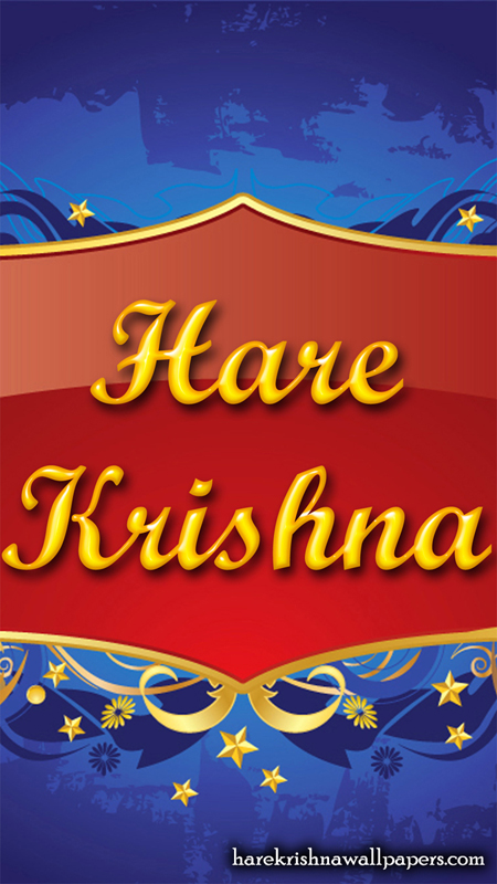 Hare Krishna Wallpaper (003) Size 450x800 Download