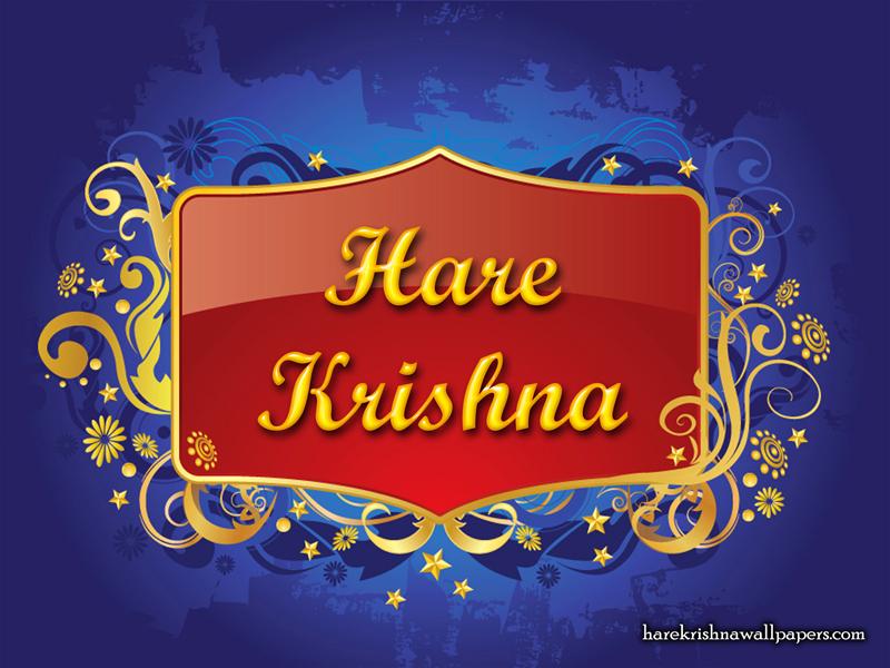Hare Krishna Wallpaper (003) Size 800x600 Download