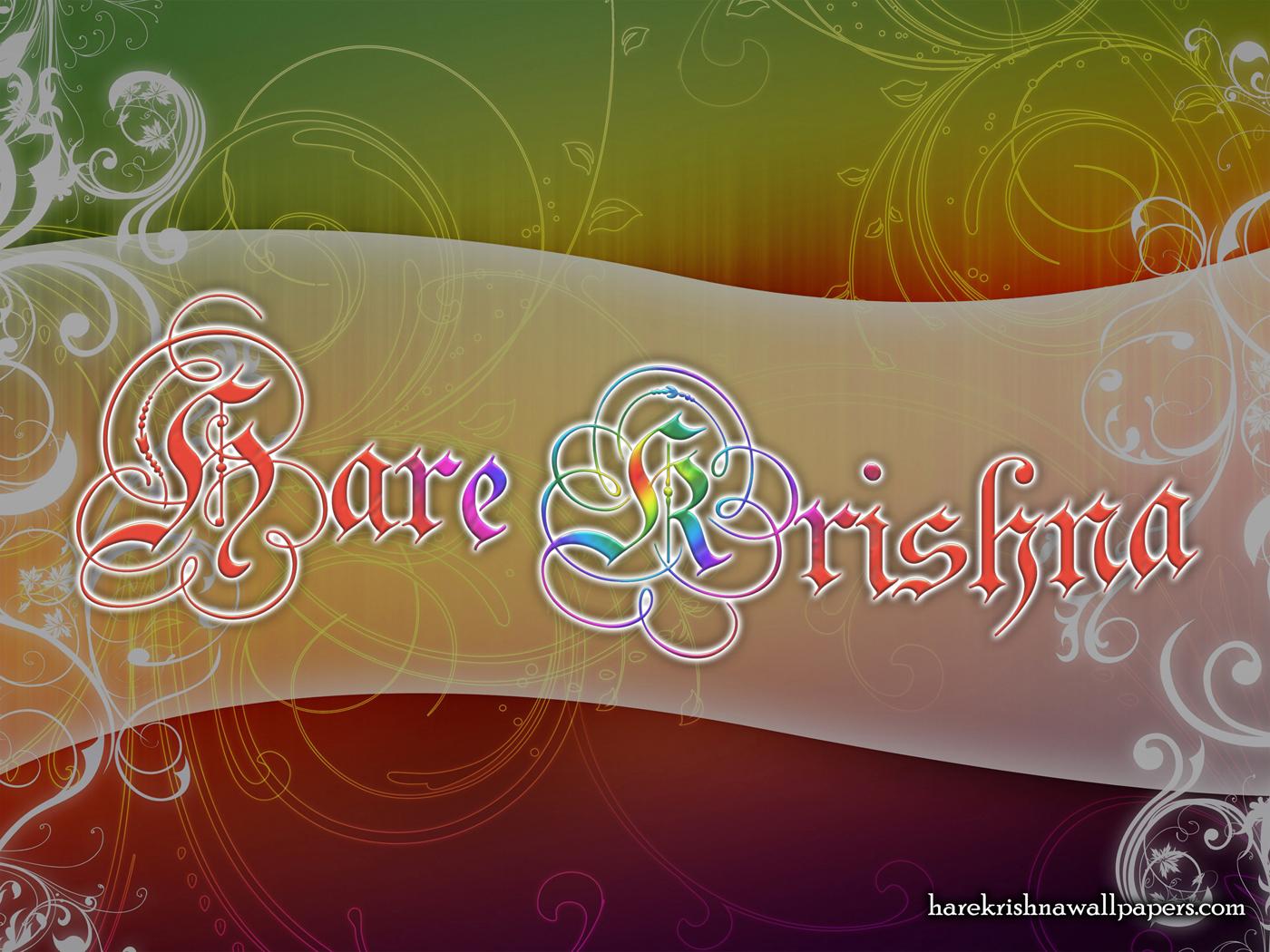 Hare Krishna Wallpaper (005) Size 1400x1050 Download