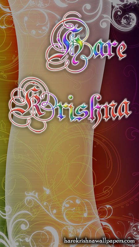 Hare Krishna Wallpaper (005) Size 450x800 Download