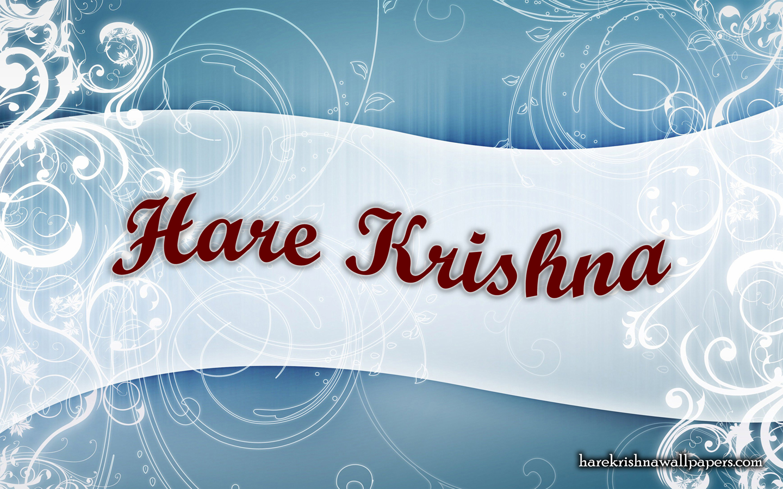 Hare Krishna Wallpaper (006) Size 1440x900 Download
