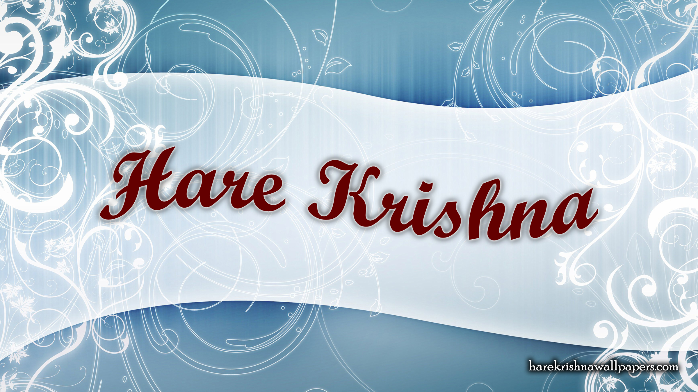 Hare Krishna Wallpaper (006) Size 2400x1350 Download