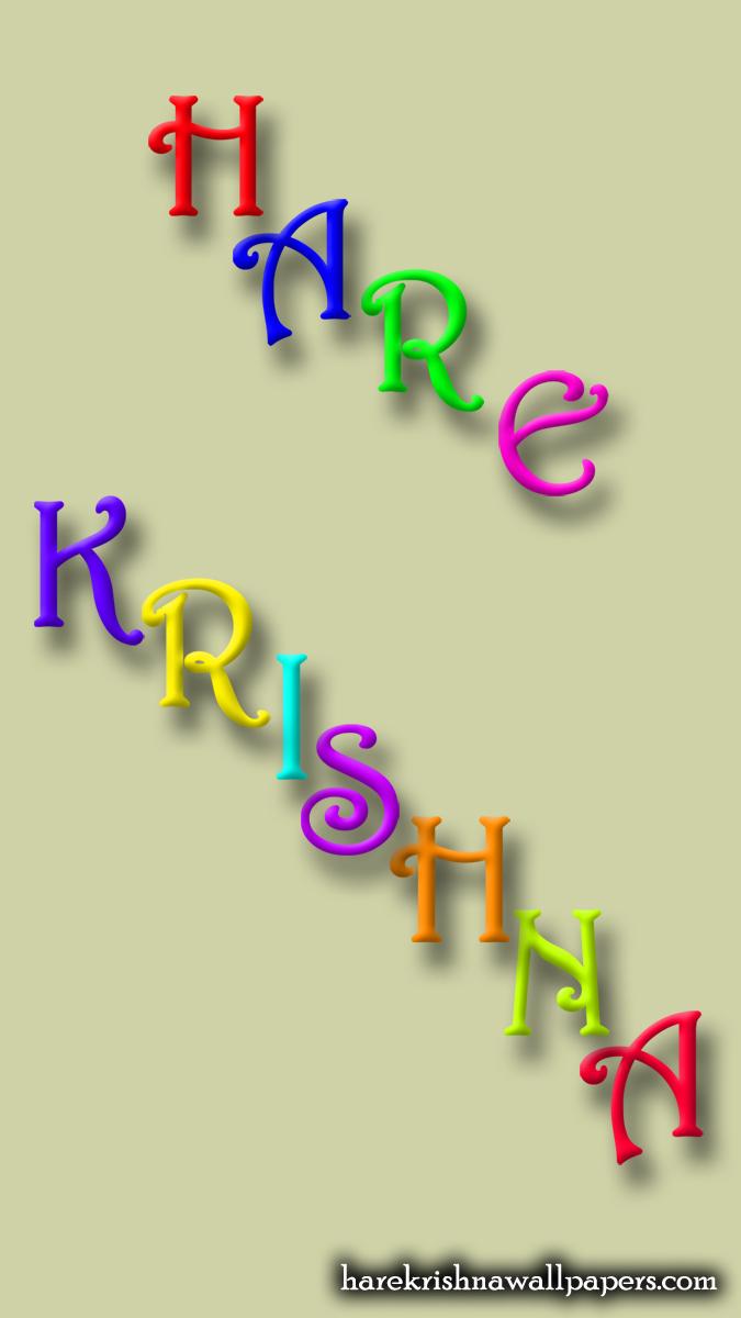 Hare Krishna Wallpaper (007) Size 675x1200 Download