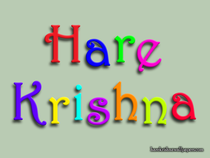Hare Krishna Wallpaper (008) Size 800x600 Download