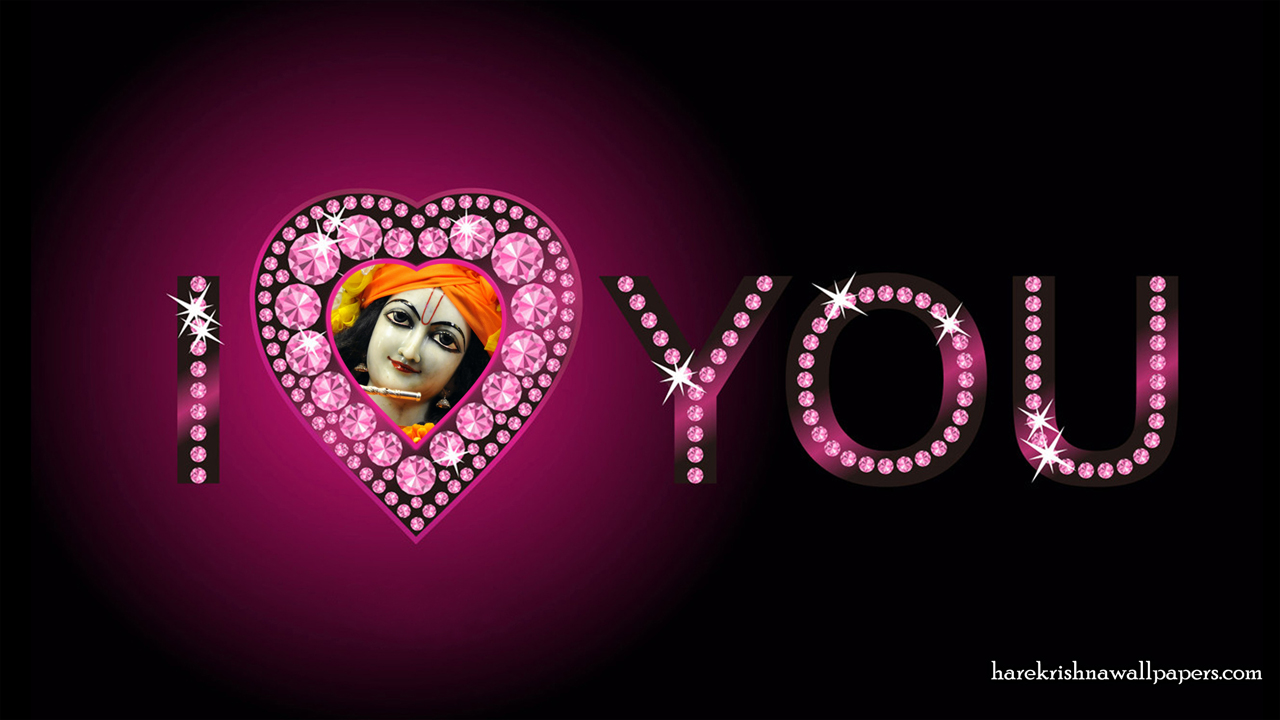 I Love You Gopinath Wallpaper (001) Size1280x720 Download