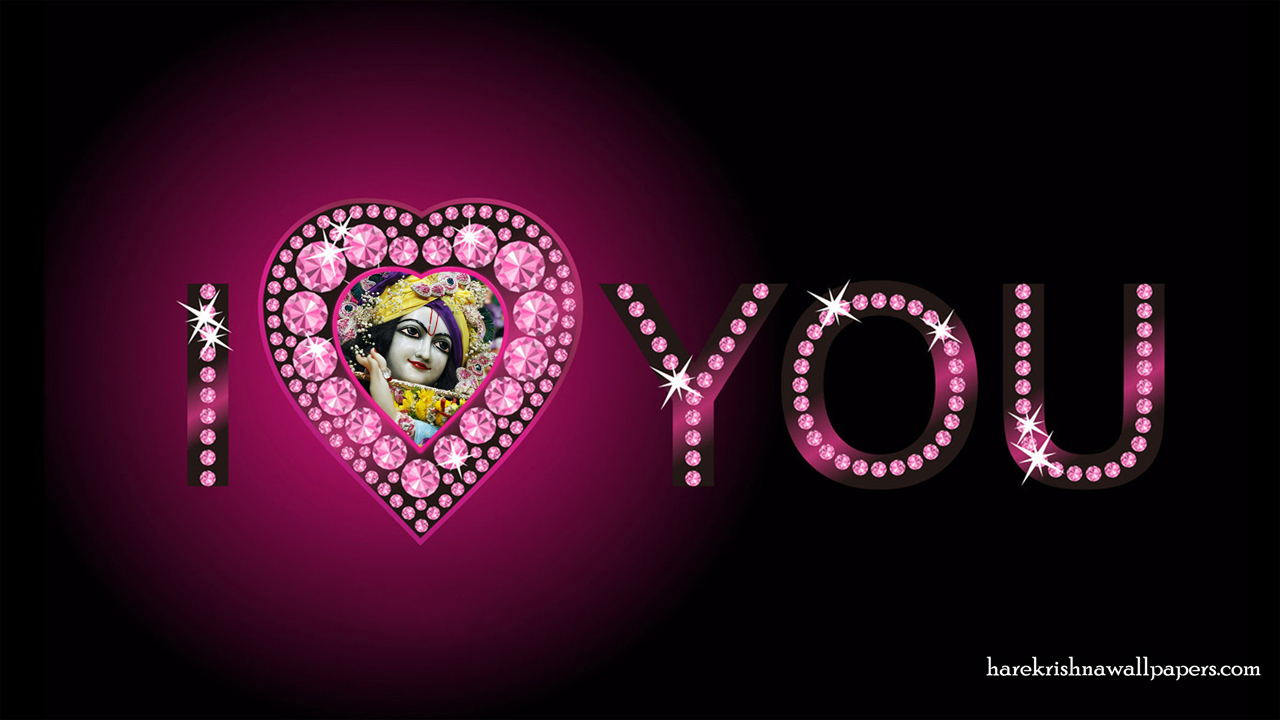 I Love You Gopinath Wallpaper (002) Size1280x720 Download