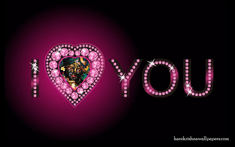 I Love You Shyamsundar Wallpaper (003) Size 1440x900 Download