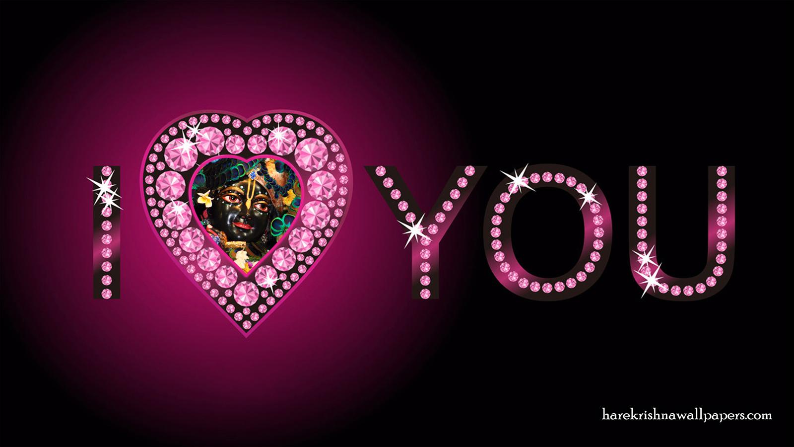 I Love You Shyamsundar Wallpaper (003) Size 1600x900 Download