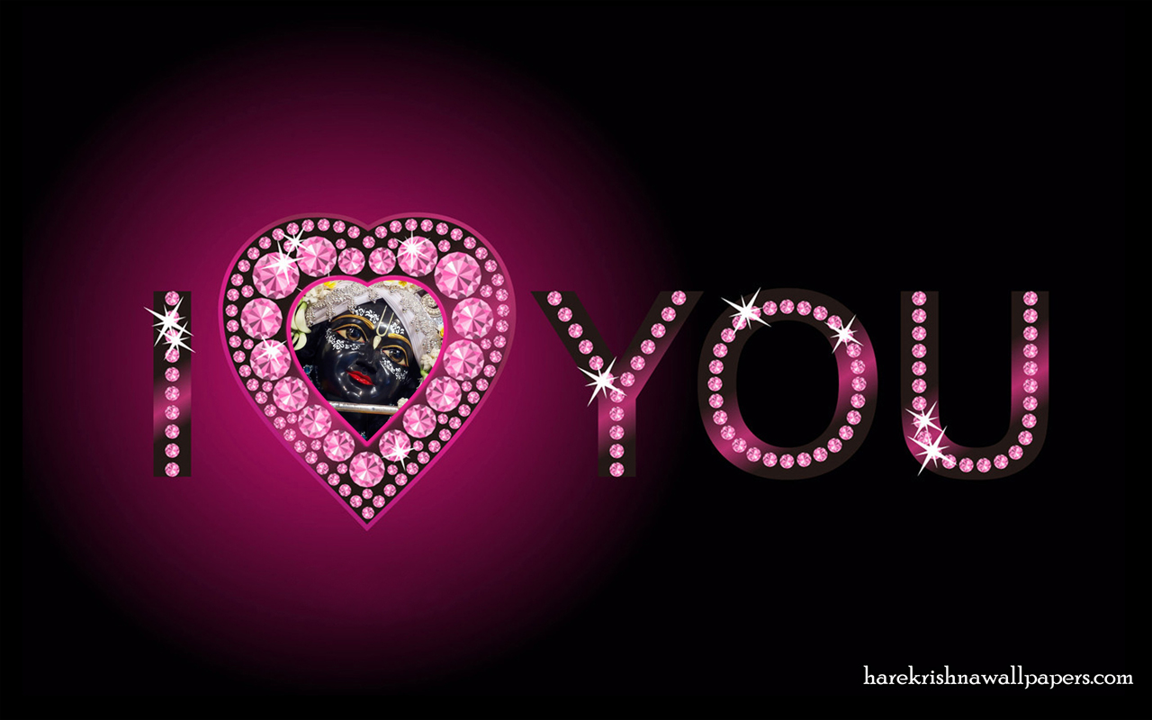 I Love You Madhava Wallpaper (005) Size 1280x800 Download