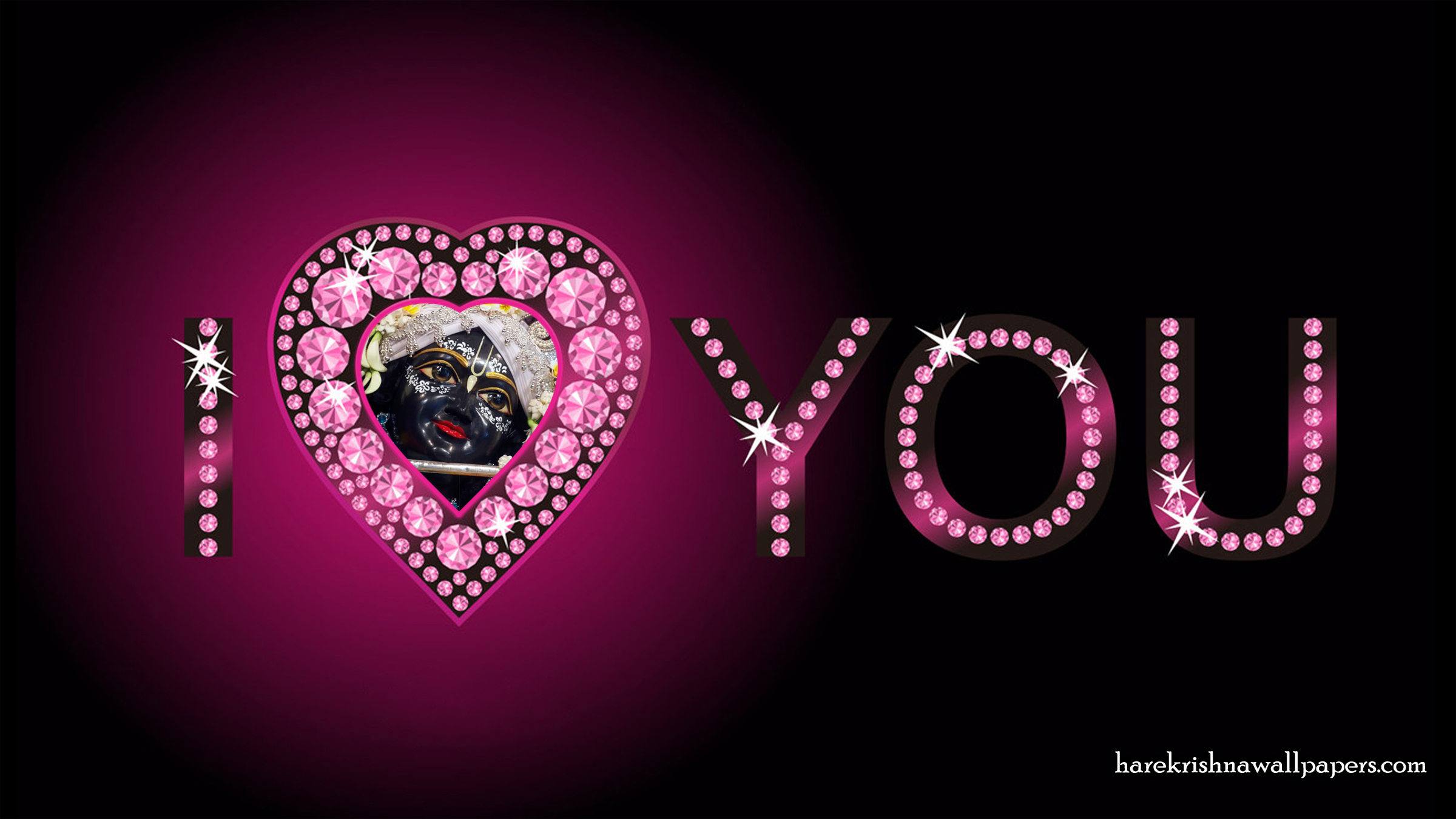 I Love You Madhava Wallpaper (005) Size 2400x1350 Download