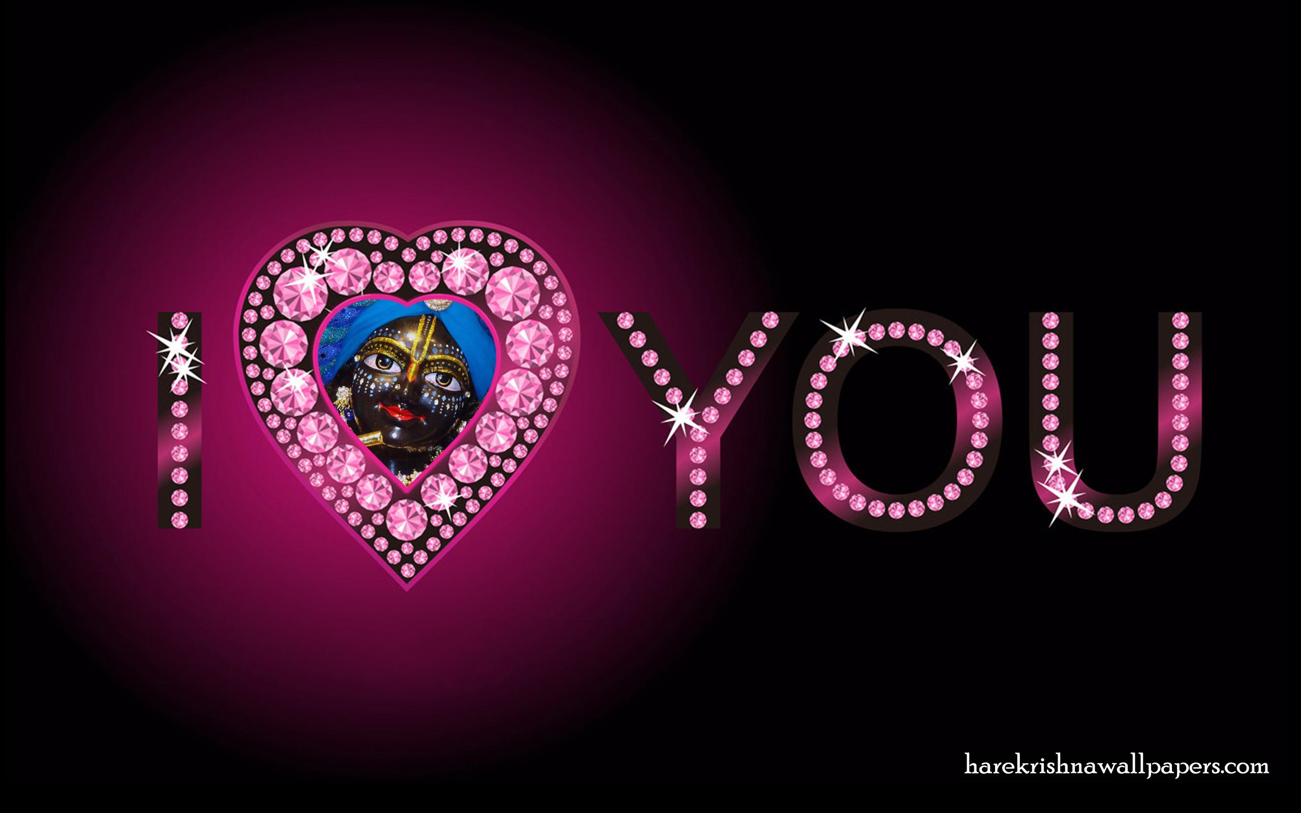 I Love You Gokulananda Wallpaper (006) Size 2560x1600 Download