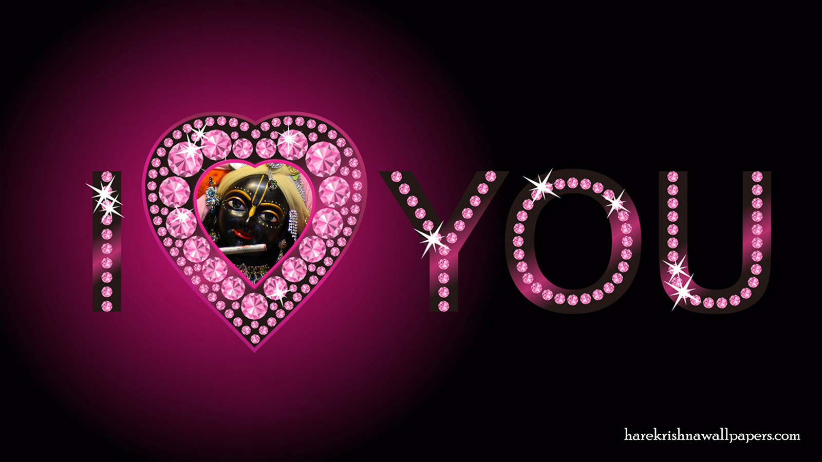 I Love You Govind Wallpaper (007) Size 1600x900 Download