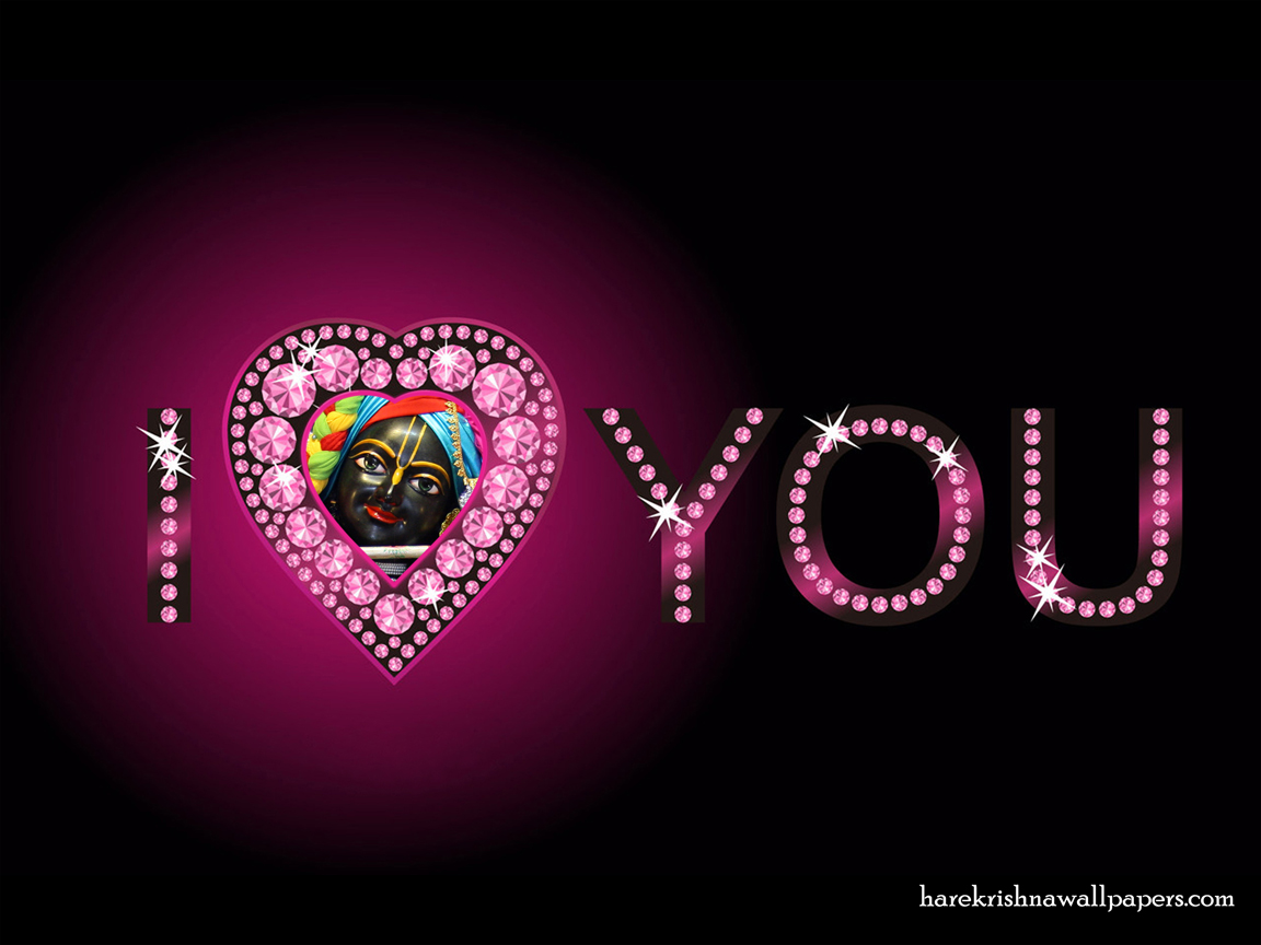 I Love You Govind Wallpaper (008) Size 1152x864 Download