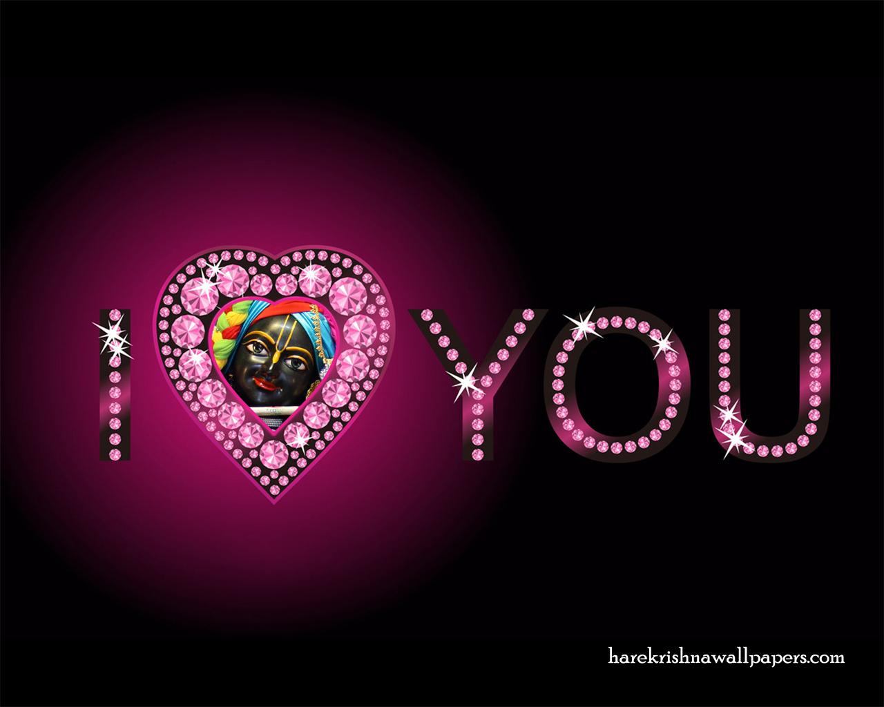 I Love You Govind Wallpaper (008) Size 1280x1024 Download