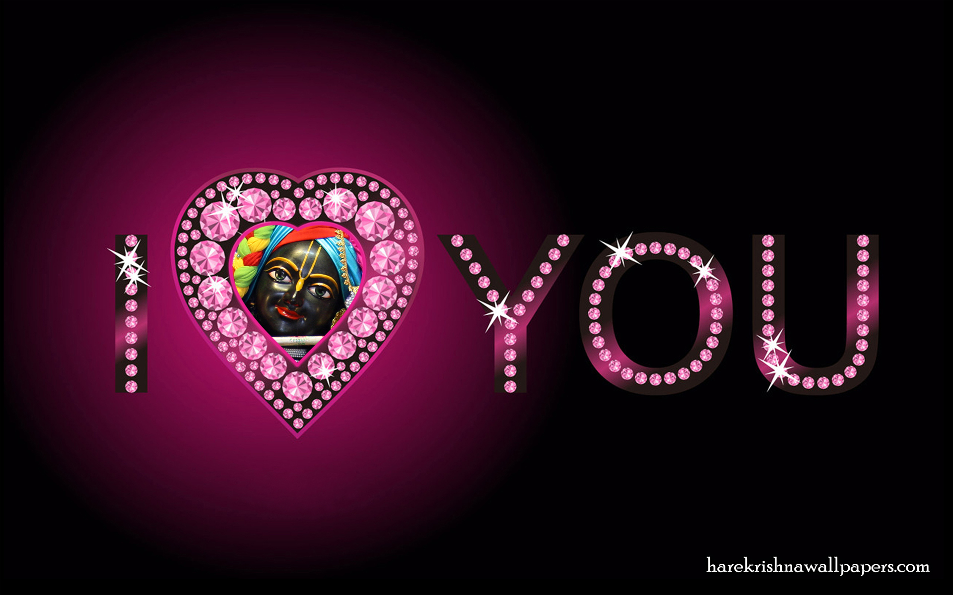 I Love You Govind Wallpaper (008) Size 1920x1200 Download