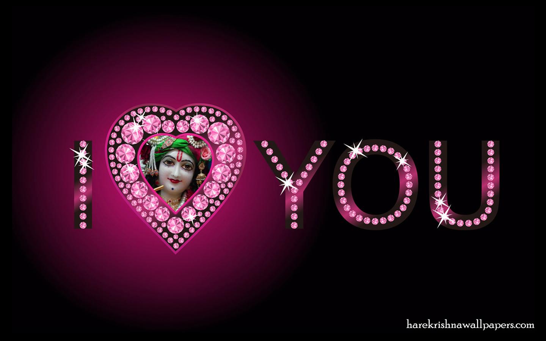 I Love You Giridhari Wallpaper (009) Size 1440x900 Download
