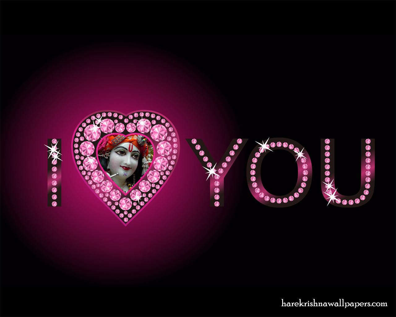 I Love You Giridhari Wallpaper (010) Size 1280x1024 Download