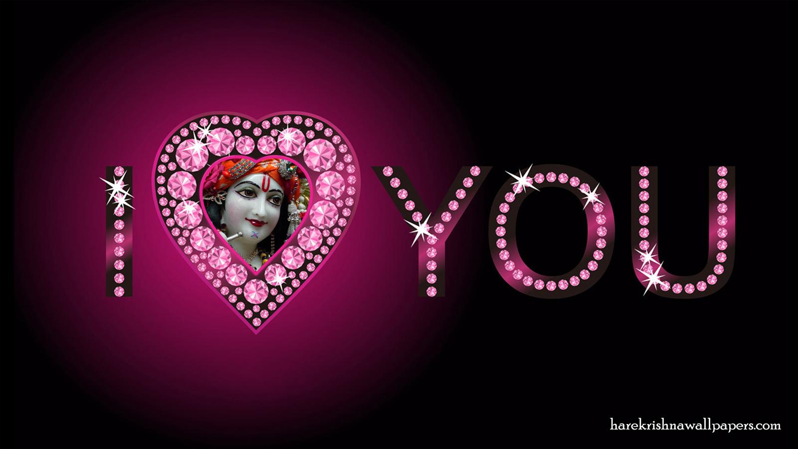 I Love You Giridhari Wallpaper (010) Size 1600x900 Download