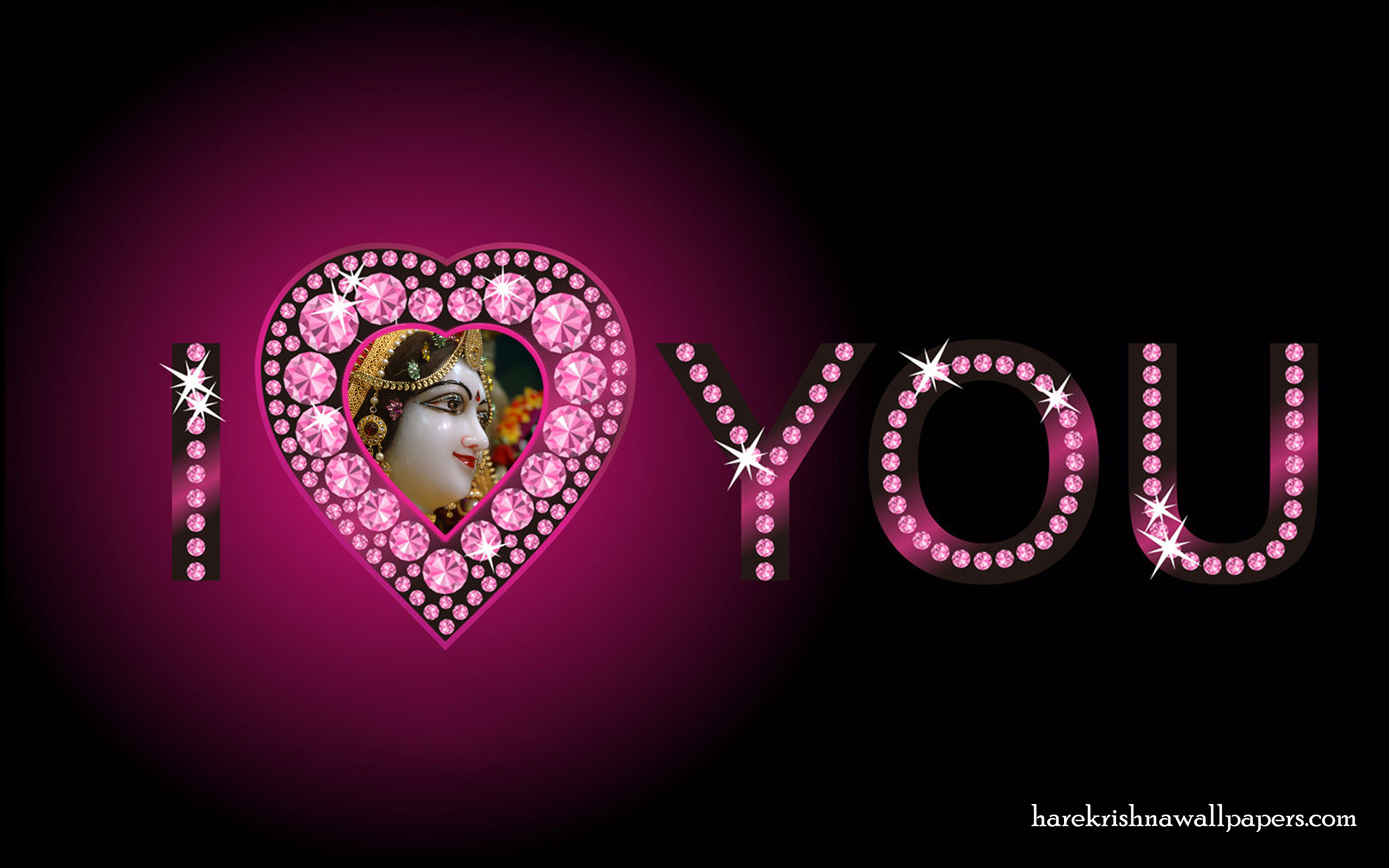 I Love You Radharani Wallpaper (011) Size 2560x1600 Download