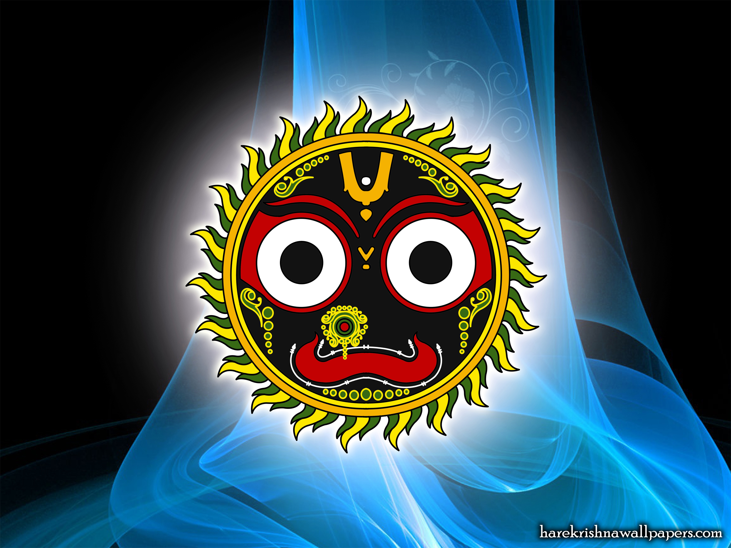 Jai Jagannath Wallpaper (005) Size 2400x1800 Download