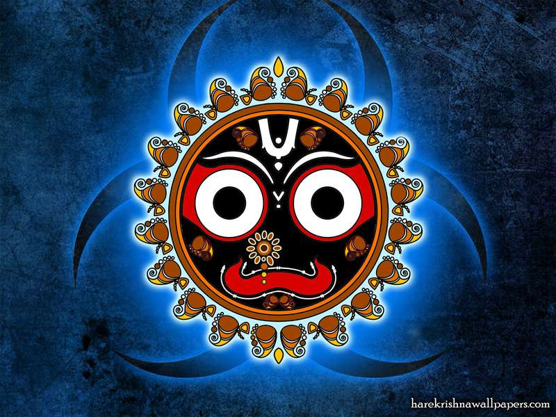 Jai Jagannath Wallpaper (011)