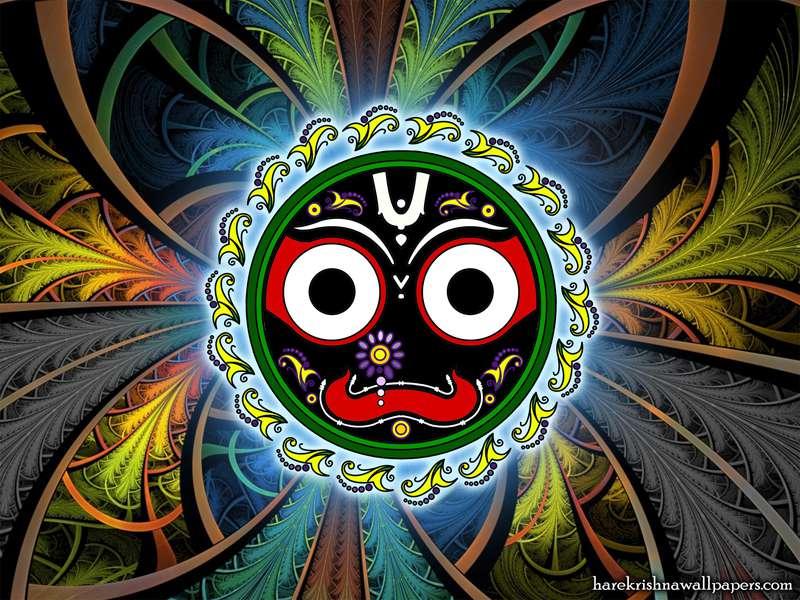 Jai Jagannath Wallpaper (018)