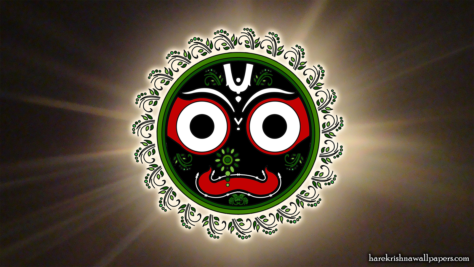 Jai Jagannath Wallpaper (030) Size 1600x900 Download