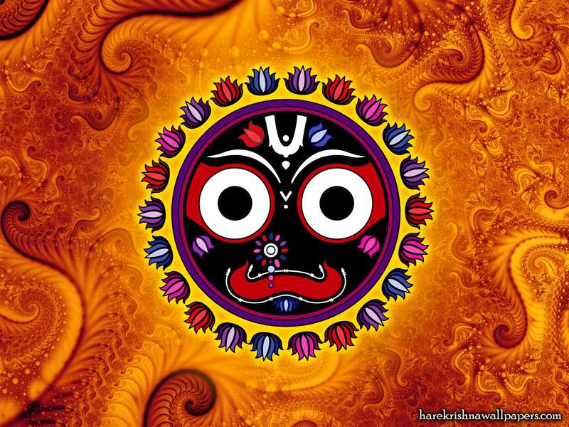 Jai Jagannath Wallpaper (032)
