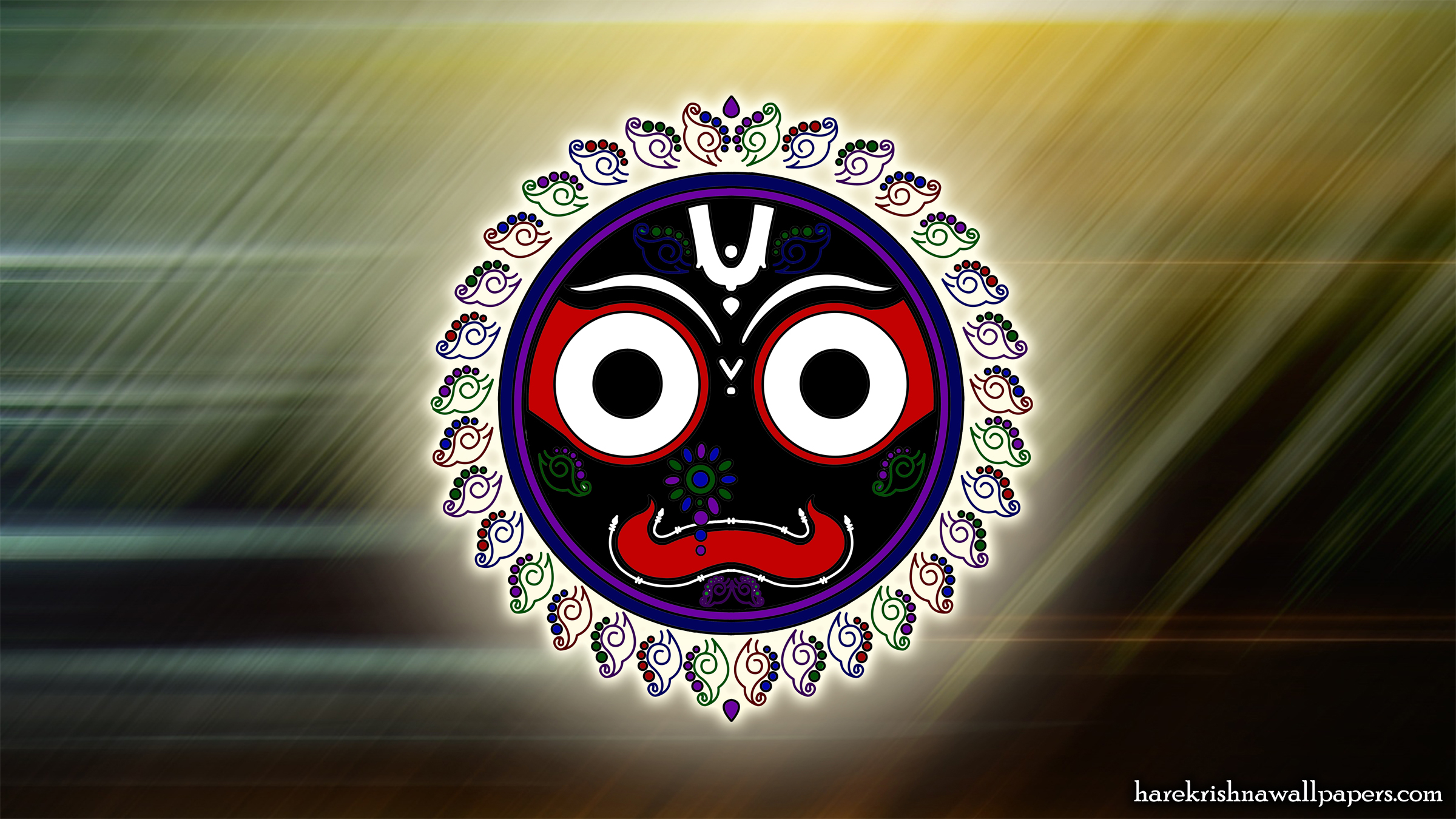 Jai Jagannath Wallpaper (037) Size 2400x1350 Download