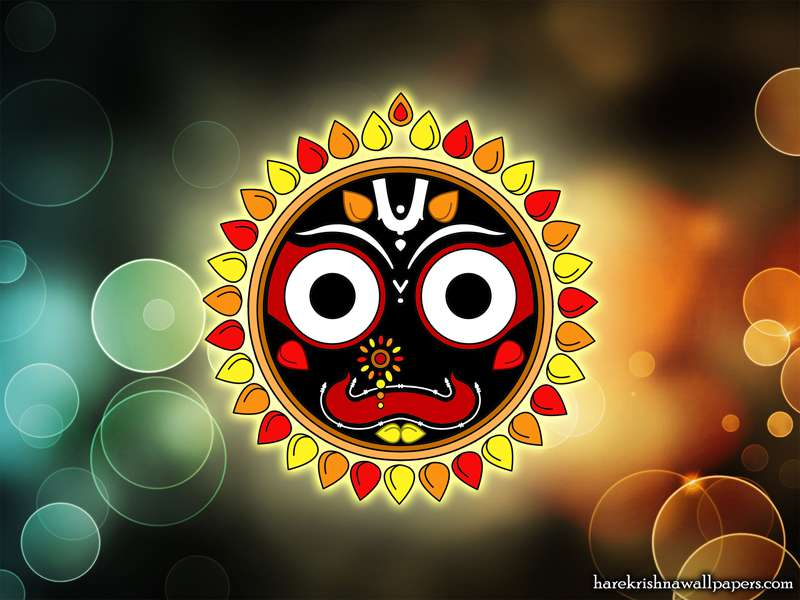 Jai Jagannath Wallpaper (048)