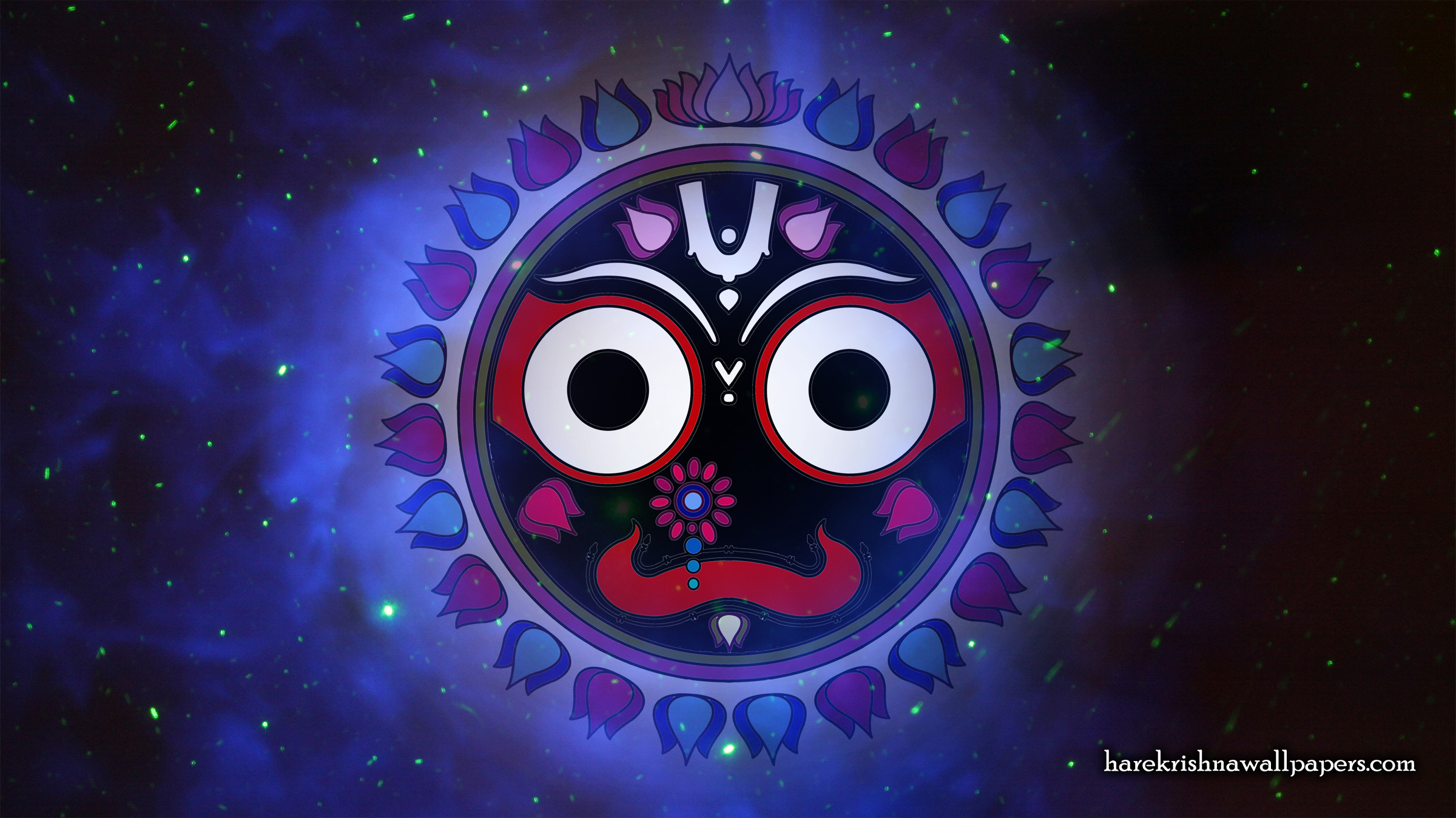 Jai Jagannath Wallpaper (053) Size 2400x1350 Download
