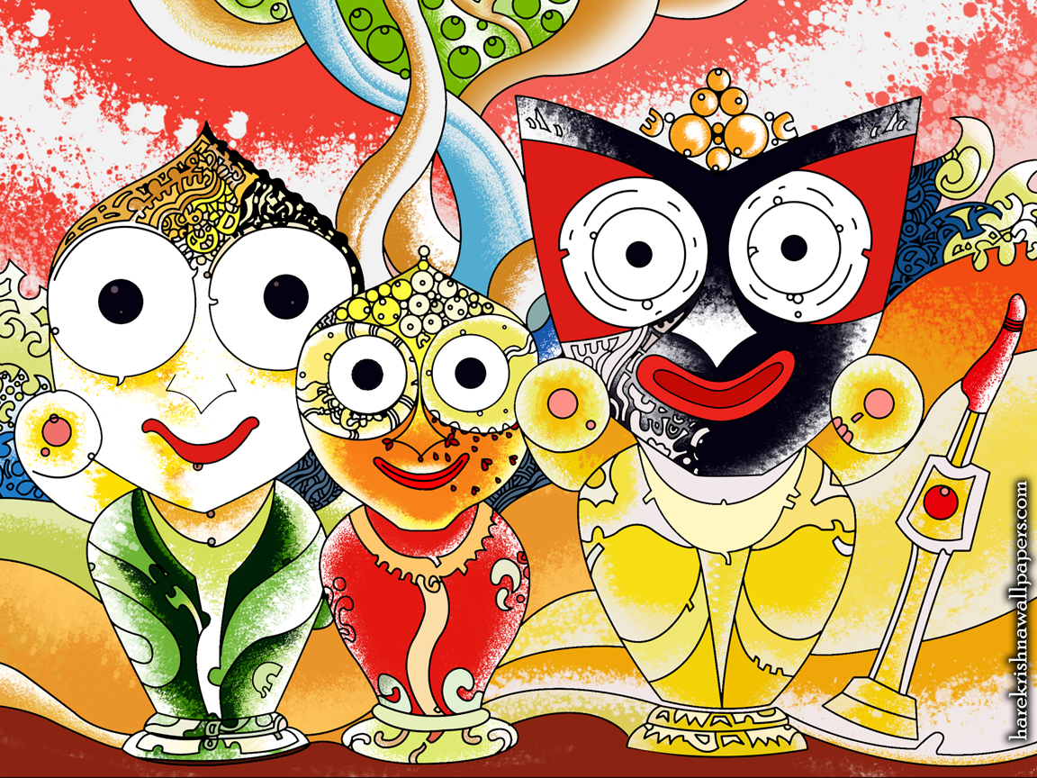 Jai Jagannath Wallpaper (057) Size 1152x864 Download
