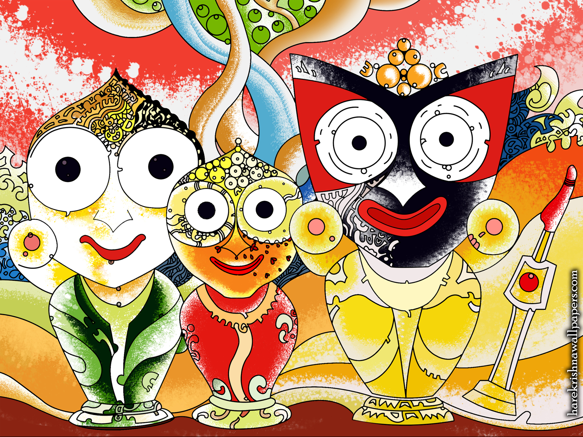 Jai Jagannath Wallpaper (057) Size 1920x1440 Download