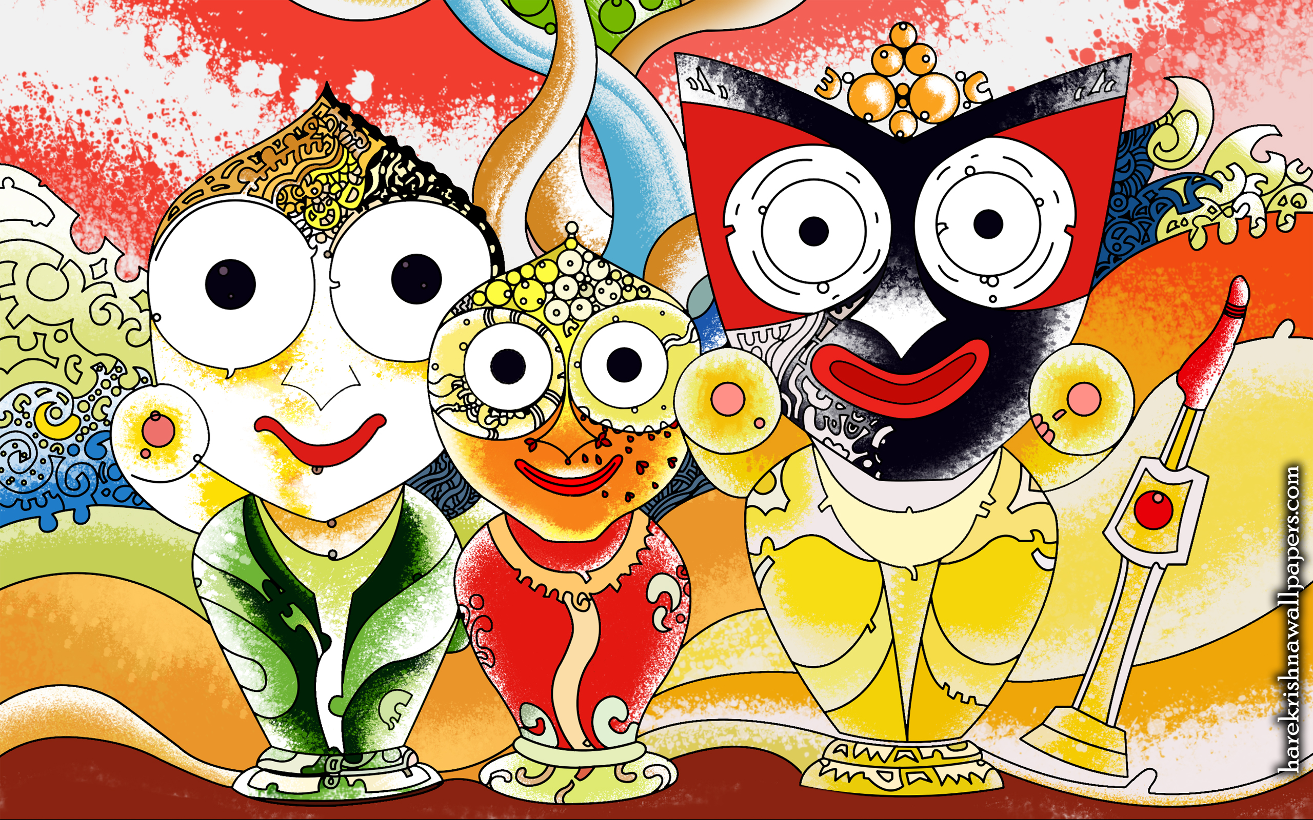 Jai Jagannath Wallpaper (057) Size 2560x1600 Download